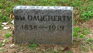DAUGHERTY, WM. - Erie County, Ohio | WM. DAUGHERTY - Ohio Gravestone Photos