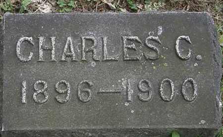 DECKER, CHARLES C. - Erie County, Ohio | CHARLES C. DECKER - Ohio Gravestone Photos