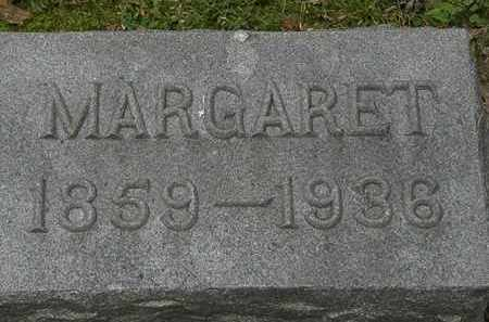 DECKER, MARGARET - Erie County, Ohio | MARGARET DECKER - Ohio Gravestone Photos