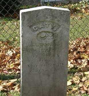 DENMAN, CATY - Erie County, Ohio | CATY DENMAN - Ohio Gravestone Photos