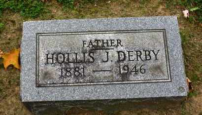 DERBY, HOLLIS J. - Erie County, Ohio | HOLLIS J. DERBY - Ohio Gravestone Photos