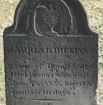 DICKINSON, DAN - Erie County, Ohio | DAN DICKINSON - Ohio Gravestone Photos