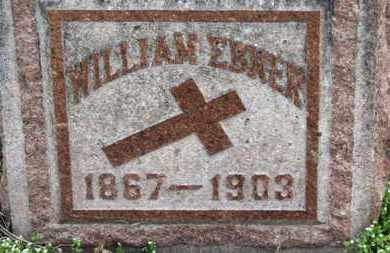 EBNER, WILLIAM - Erie County, Ohio | WILLIAM EBNER - Ohio Gravestone Photos