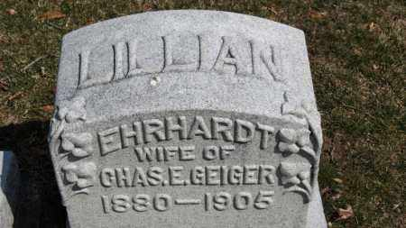 EHEHARDT, LILLIAN - Erie County, Ohio | LILLIAN EHEHARDT - Ohio Gravestone Photos