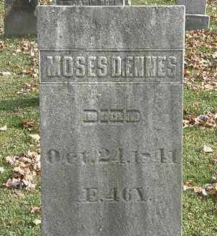 ENNES, MOSES D. - Erie County, Ohio | MOSES D. ENNES - Ohio Gravestone Photos