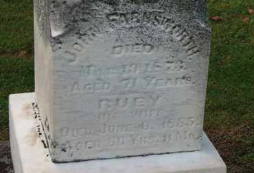 FARNSWORTH, RUBY - Erie County, Ohio | RUBY FARNSWORTH - Ohio Gravestone Photos