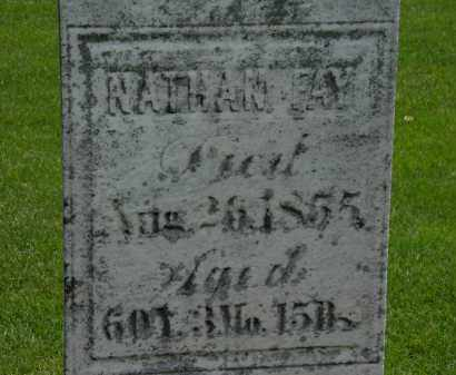 FAY, NATHAN - Erie County, Ohio | NATHAN FAY - Ohio Gravestone Photos