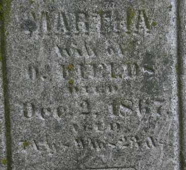 FIELDS, MARTHA - Erie County, Ohio | MARTHA FIELDS - Ohio Gravestone Photos