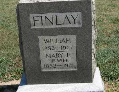 FINLAY, MARY E. - Erie County, Ohio | MARY E. FINLAY - Ohio Gravestone Photos