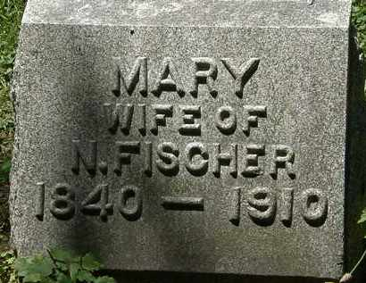 FISCHER, MARY - Erie County, Ohio | MARY FISCHER - Ohio Gravestone Photos
