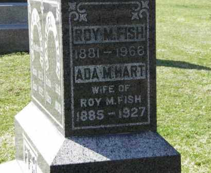 FISH, ADA M. - Erie County, Ohio | ADA M. FISH - Ohio Gravestone Photos