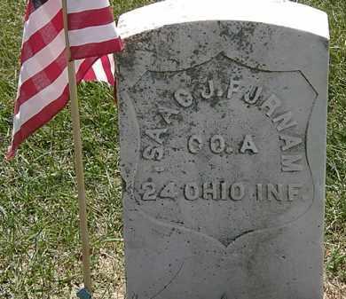 FURMAN, ISAAC J. - Erie County, Ohio | ISAAC J. FURMAN - Ohio Gravestone Photos