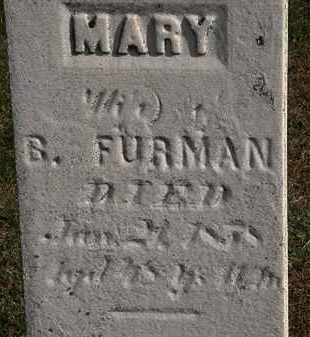FURMAN, R. - Erie County, Ohio | R. FURMAN - Ohio Gravestone Photos