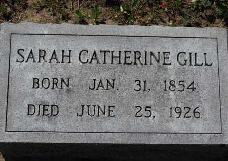 GILL, SARAH CATHERINE - Erie County, Ohio | SARAH CATHERINE GILL - Ohio Gravestone Photos