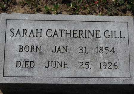 GILL, SARAH CATHERINE - Erie County, Ohio | SARAH CATHERINE GILL - Ohio Gravestone Photos