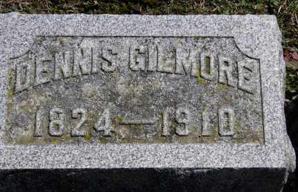 GILMORE, DENNIS - Erie County, Ohio | DENNIS GILMORE - Ohio Gravestone Photos