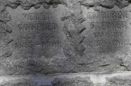 GODFRED, CATHERINE - Erie County, Ohio | CATHERINE GODFRED - Ohio Gravestone Photos