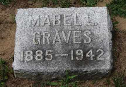 GRAVES, MABELL - Erie County, Ohio | MABELL GRAVES - Ohio Gravestone Photos