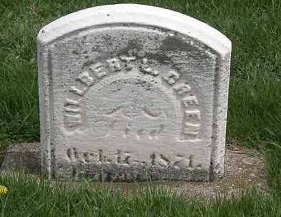 GREEN, WILBERT L. - Erie County, Ohio | WILBERT L. GREEN - Ohio Gravestone Photos