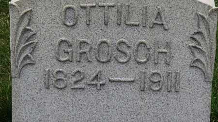 GROSCH, OTTILIA - Erie County, Ohio | OTTILIA GROSCH - Ohio Gravestone Photos