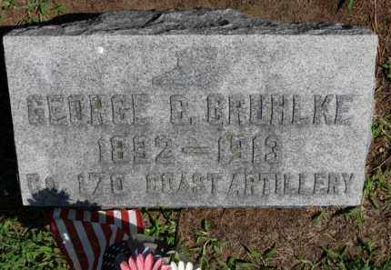 GRUHLKE, GEORGE C. - Erie County, Ohio | GEORGE C. GRUHLKE - Ohio Gravestone Photos