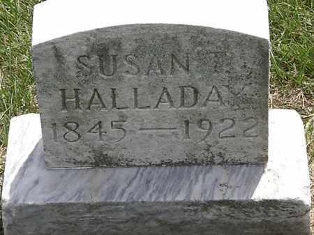HALLADAY, SUSAN - Erie County, Ohio | SUSAN HALLADAY - Ohio Gravestone Photos