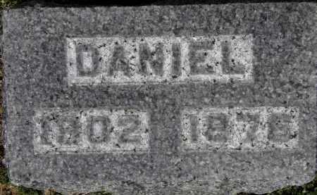 HAMILTON, DANIEL - Erie County, Ohio   DANIEL HAMILTON - Ohio Gravestone Photos