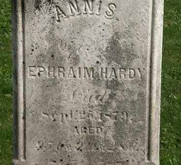 HARDY, ANNIS - Erie County, Ohio | ANNIS HARDY - Ohio Gravestone Photos