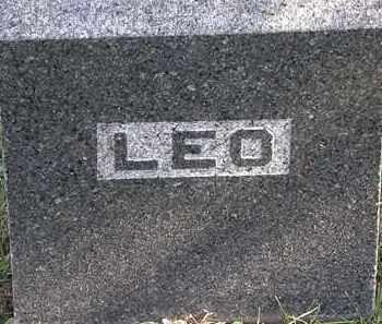 HARPLEY, LEO - Erie County, Ohio | LEO HARPLEY - Ohio Gravestone Photos