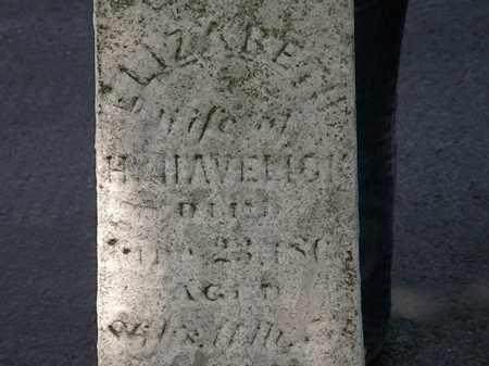 HAVELICK, ELIZABETH - Erie County, Ohio   ELIZABETH HAVELICK - Ohio Gravestone Photos