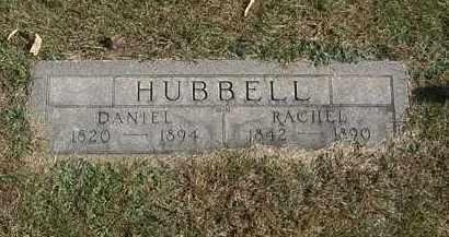 HUBBELL, DANIEL - Erie County, Ohio | DANIEL HUBBELL - Ohio Gravestone Photos