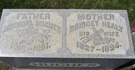 HUGHES, BRIDGET - Erie County, Ohio | BRIDGET HUGHES - Ohio Gravestone Photos