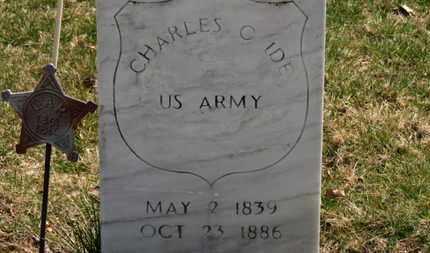 IDE, CHARLES C. - Erie County, Ohio | CHARLES C. IDE - Ohio Gravestone Photos