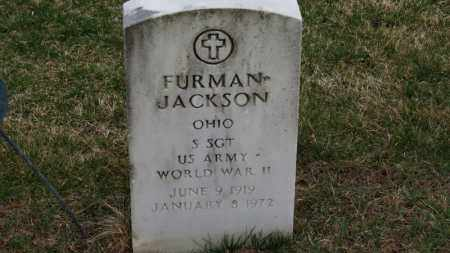JACKSON, FURMAN - Erie County, Ohio | FURMAN JACKSON - Ohio Gravestone Photos