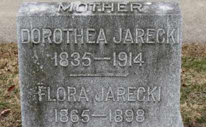 JARECKI, DOROTHEA - Erie County, Ohio | DOROTHEA JARECKI - Ohio Gravestone Photos