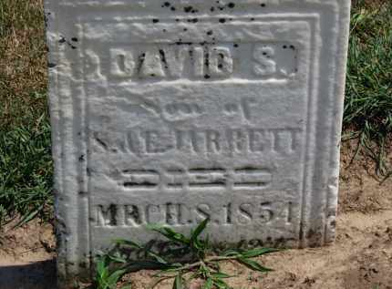JARRETT, DAVID S. - Erie County, Ohio | DAVID S. JARRETT - Ohio Gravestone Photos