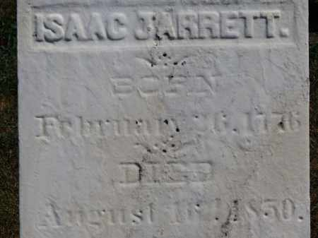 JARRETT, ISAAC - Erie County, Ohio | ISAAC JARRETT - Ohio Gravestone Photos