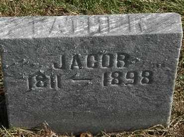 JEFFERSON, JACOBN - Erie County, Ohio | JACOBN JEFFERSON - Ohio Gravestone Photos