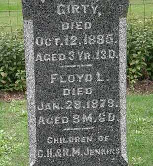 JENKINS, GIRTY - Erie County, Ohio | GIRTY JENKINS - Ohio Gravestone Photos