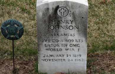 JOHNSON, HENRY - Erie County, Ohio | HENRY JOHNSON - Ohio Gravestone Photos