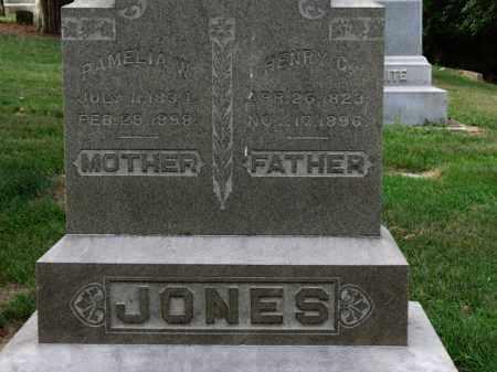 JONES, HENRY C. - Erie County, Ohio | HENRY C. JONES - Ohio Gravestone Photos