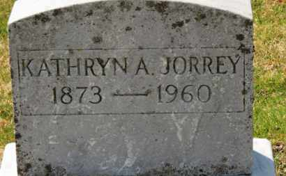 JORREY, KATHRYN A. - Erie County, Ohio | KATHRYN A. JORREY - Ohio Gravestone Photos