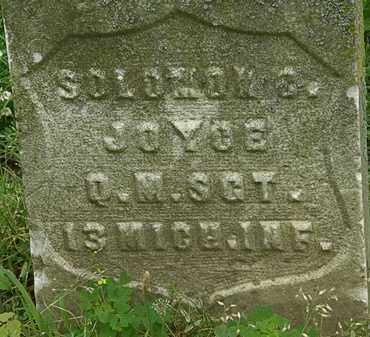 JOYCE, SOLOMON - Erie County, Ohio | SOLOMON JOYCE - Ohio Gravestone Photos