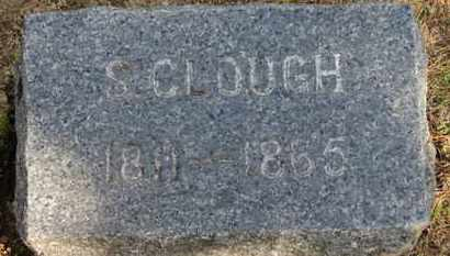 KANE, S. CLOUGH - Erie County, Ohio | S. CLOUGH KANE - Ohio Gravestone Photos
