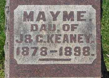 KEANEY, C. - Erie County, Ohio | C. KEANEY - Ohio Gravestone Photos