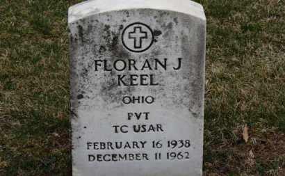 KEEL, FLORAN J. - Erie County, Ohio | FLORAN J. KEEL - Ohio Gravestone Photos