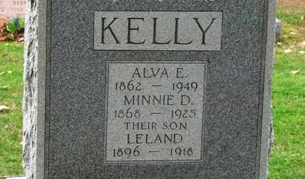 KELLY, LELAND - Erie County, Ohio | LELAND KELLY - Ohio Gravestone Photos