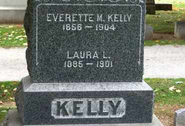 KELLY, LAURA L. - Erie County, Ohio | LAURA L. KELLY - Ohio Gravestone Photos