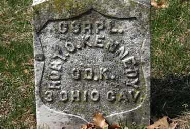 KENNEDY, ROBT. O. - Erie County, Ohio | ROBT. O. KENNEDY - Ohio Gravestone Photos