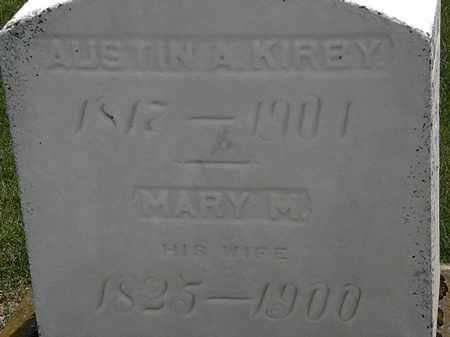 KIRBY, AUSTIN A. - Erie County, Ohio | AUSTIN A. KIRBY - Ohio Gravestone Photos